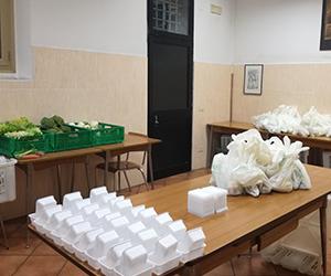 Mensa dei poveri di Reggio Emilia