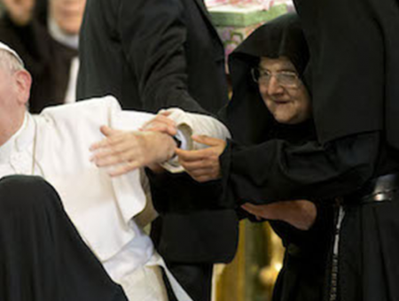 Papa Francesco … a Reggio Emilia