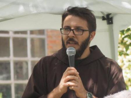 Fr. Nicola Verde neo dottore
